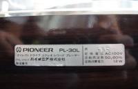 Pioneer パイオニア PL-30L