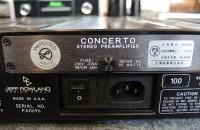 CONCERTO PRE-07