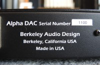 Alpha DAC-06